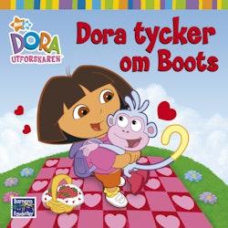Dora utforskaren - Dora tycker om Boots