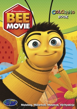 Bee Movie-Målarbok