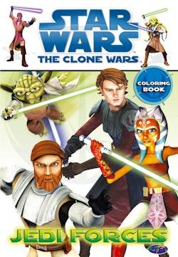 Star Wars. The Clone Wars. Målarbok