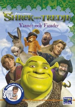 Shrek den tredje - Vänner och fiender (DVD Box, Lyssna & Läs)