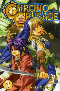 Chrono Crusade 3
