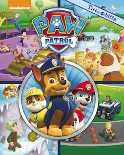 Nickelodeon Paw Patrol Titta och hitta