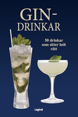 Gindrinkar : 50 drinkar som sitter helt rätt