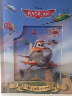 Flygplan. Magisk saga
