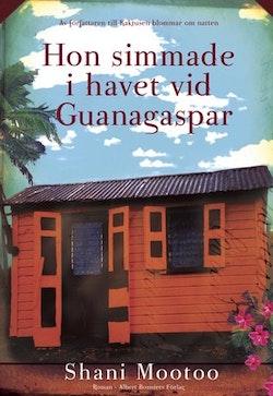Hon simmade i havet vid Guanagaspar