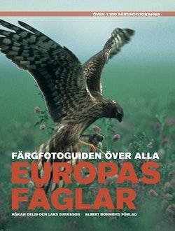 Färgfotoguiden över alla Europas fåglar : över 1300 färgfotografier