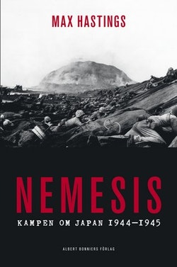 Nemesis : kampen om Japan 1944-45