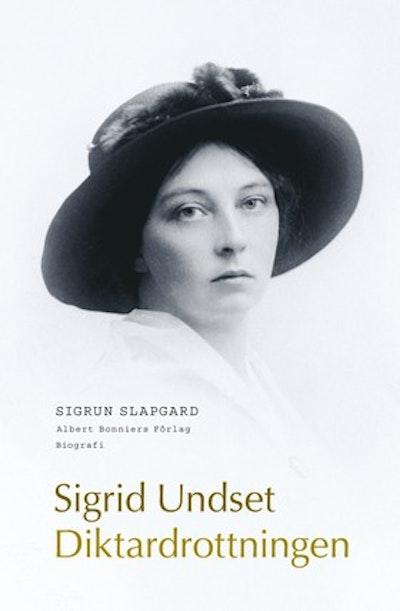 Diktardrottningen Sigrid Undset : biografi