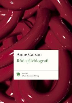 Röd självbiografi : en versroman