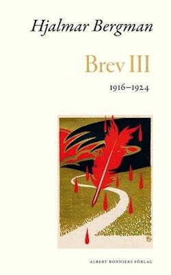 Brev. 3, 1916-1924