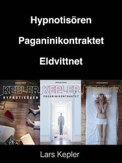 Hypnotisören; Paganinikontraktet; Eldvittnet : Samlingsutgåva