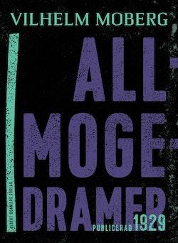 Allmogedramer : två dramer