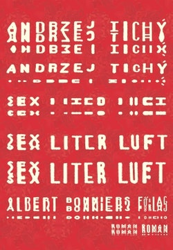 Sex liter luft
