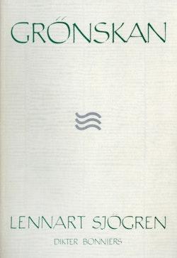 Grönskan : dikter
