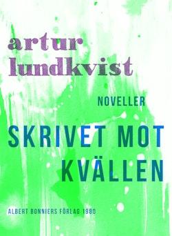 Skrivet mot kvällen : noveller