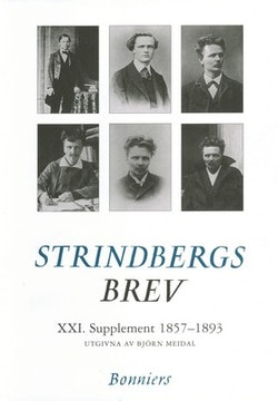 Brev XXI.Supplement. 1857-1892