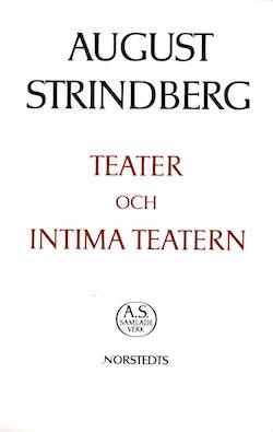 Teater och Intima teatern : Nationalupplaga. 64, Teater och Intima teatern