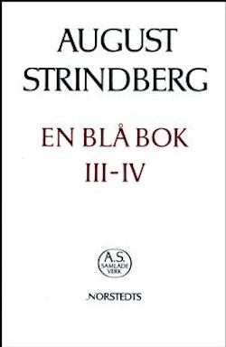 En blå bok III-IV : Nationalupplaga. 67, En blå bok : avdelning III ; En extra blå bok ; Register ti