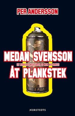 Medan Svensson åt plankstek : en reseberättelse om graffitins hemliga värld
