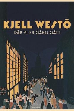 Där vi en gång gått : en roman om en stad och om vår vilja att bli högre än gräset