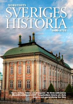Sveriges historia : 1600-1721