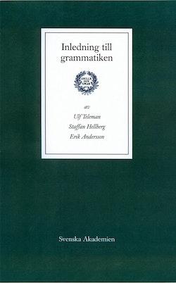 Inledning till grammatiken