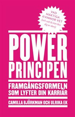 Powerprincipen : Framgångsformeln som lyfter din karriär