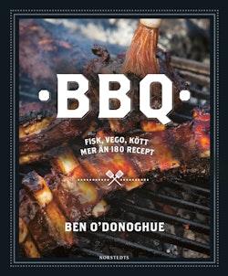 BBQ : fisk, vego, kött mer än 180 recept