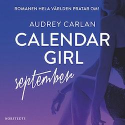 Calendar Girl. September
