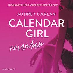 Calendar Girl. November