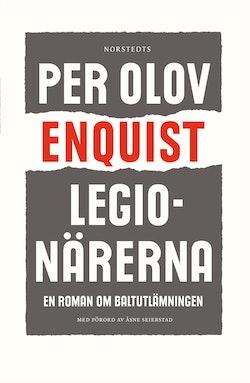 Legionärerna : en roman om baltutlämningen