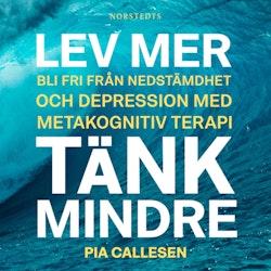 Lev mer, tänk mindre : bli fri från nedstämdhet och depression med metakognitiv terapi