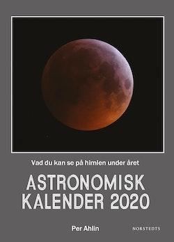 Astronomisk kalender 2020 : vad du kan se på himlen under året