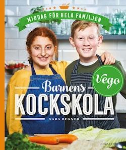 Barnens kockskola - vego : middag för hela familjen