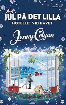 Jul på det lilla hotellet vid havet