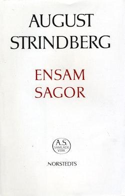 Ensam ; Sagor : Nationalupplaga. 52, Ensam ; Sagor