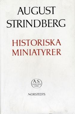 Historiska miniatyrer : Nationalupplaga. 54, Historiska miniatyrer