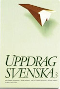 Uppdr Svenska åk9
