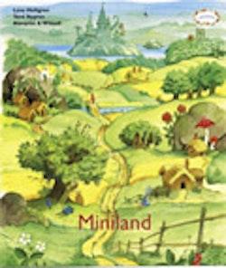 Miniland storbok