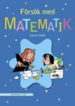 Försök med matematik Lärarbok
