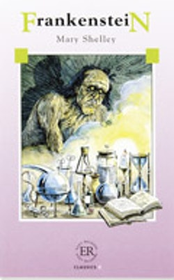 Easy Readers Frankenstein nivå C - Easy Readers