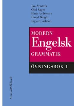 Modern engelsk grammatik Övningsbok 1 + Facit
