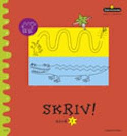Stjärnsvenska Skriv i nivåer 01 - Stjärnsvenska