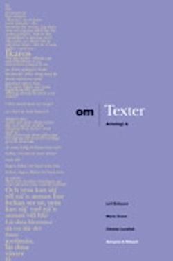 Om - Texter Antologi A