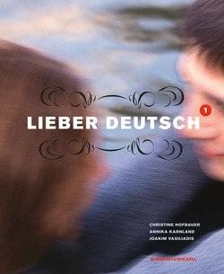 Lieber Deutsch 1 Text o Övn inkl cd