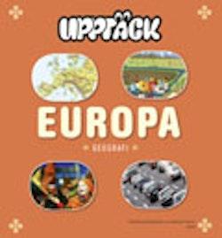Upptäck Europa Geografi Grundbok