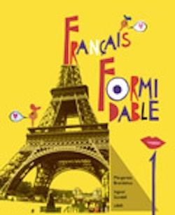 Français Formidable 1 Bilderbok Grundbok med ljud-cd mp3