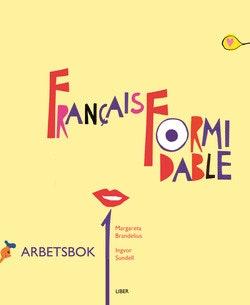 Français Formidable 1 Arbetsbok