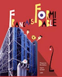 Français Formidable 2 Textbok med ljud-cd mp3