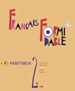 Français Formidable 2 Arbetsbok